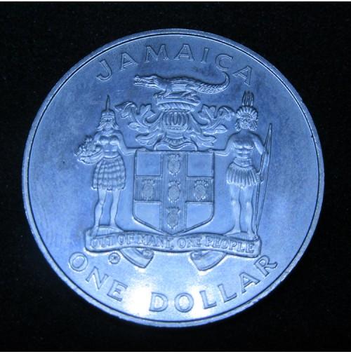 Jamaica - 1 Dólar de 1982