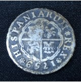 España - 2 Reales 1759 Fernando VI