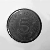 Alemania - 5 Reich Pfennig 1943 A - Tercer Reich