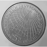 Alemania - 5 Marcos de 1973J de Plata