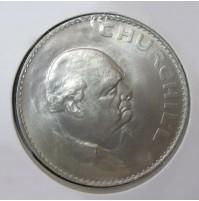 Reino Unido - 1 Corona de 1965 - Winston Churchill - Sin Circular