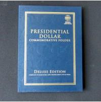Estados Unidos (EE.UU.) - Álbum COMPLETO de los dólares de los presidentes
