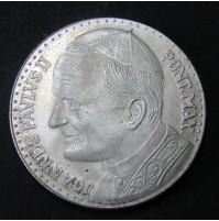 Medalla de plata Juan Pablo II - Vaticano - Italia