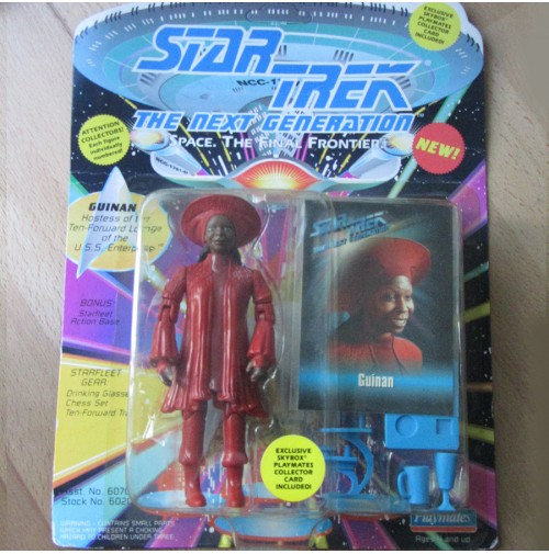 Star Trek - Playmates (1992-1997) - Figura Guinan