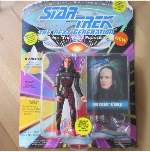 Star Trek - Playmates (1992-1997) - Figura K'ehleyr