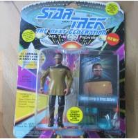 Star Trek - Playmates (1992-1997) - Figura Comandante La Forge con Uniforme de gala