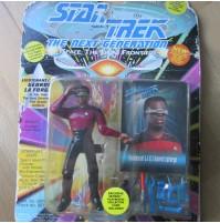 Star Trek - Playmates (1992-1997) - Figura Comandante La Forge (Primera Temporada)