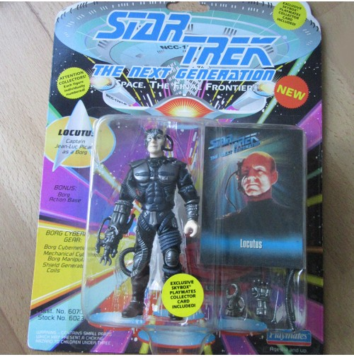 Star Trek - Playmates (1992-1997) - Figura Locutus