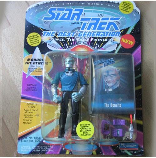 Star Trek - Playmates (1992-1997) - Figura Mordock The Benzite