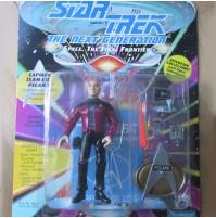 Star Trek - Playmates (1992-1997) - Figura Capitán Jean-Lu Picard