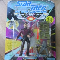 Star Trek - Playmates (1992-1997) - Figura Riker