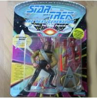 Star Trek - Playmates (1992-1997) - Figura Worf