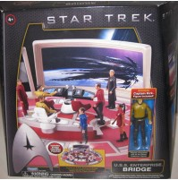 Star Trek - Playmates - Uss Enterprise Bridge