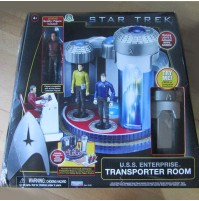 Star Trek - Playmates - Uss Enterprise Sala de Transporte