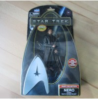 Star Trek - Warp Collection Playmates - Figura NERO
