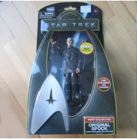 Star Trek - Warp Collection Playmates - Figura Spock (Original)