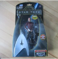 Star Trek - Warp Collection Playmates - Figura Scotty