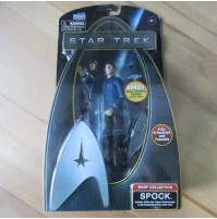 Star Trek - Warp Collection Playmates - Figura Spock