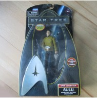 Star Trek - Warp Collection Playmates - Figura Sulu