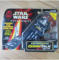 Star Wars - Lector Electrónico Comm Talk (Episodio I) de Hasbro 1999