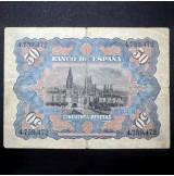 España - 50 Pesetas 1907 - Billete de El Banco de España