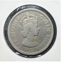 British Caribbean Territories - 50 Cents de 1955