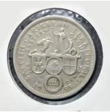 British Caribbean Territories - 50 Cents de 1955