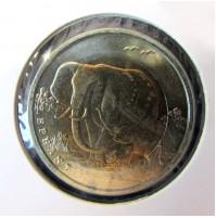 Turquía - 1 Lira 2009 Elefante