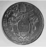 Vaticano - 50 céntimos de 1941 - Arcángel San Miguel