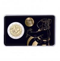 Francia - 2 euros conmemorativos  2019. Moneda dedicada al 60 Aniversario de Astérix: Obelix