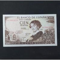 España - Billete de 100 Pesetas de 1965