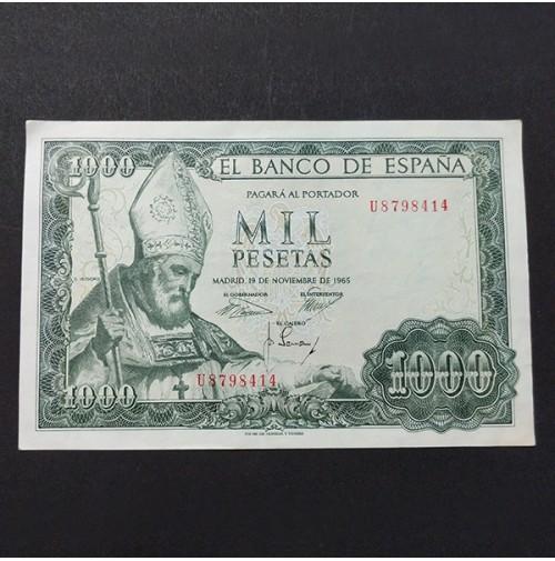 España - 1000 Pesetas 1965 - San Isidoro