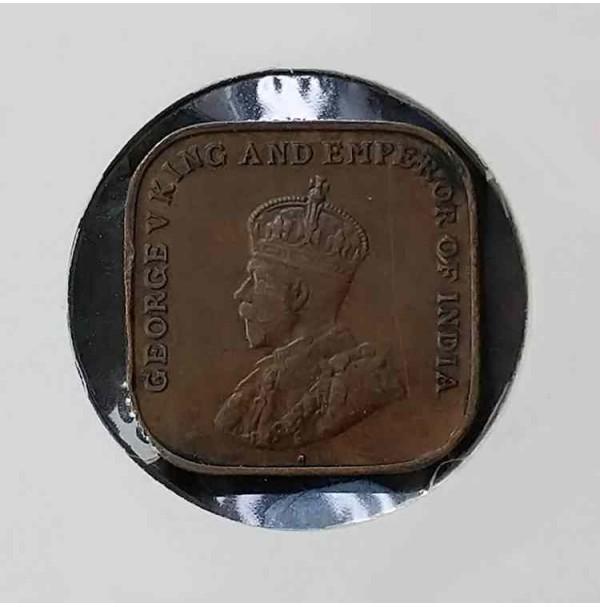 Straits Settlements - 1 Céntimo de 1920