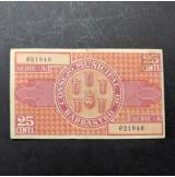 España - Lote de billetes locales de Barbastro de 1937