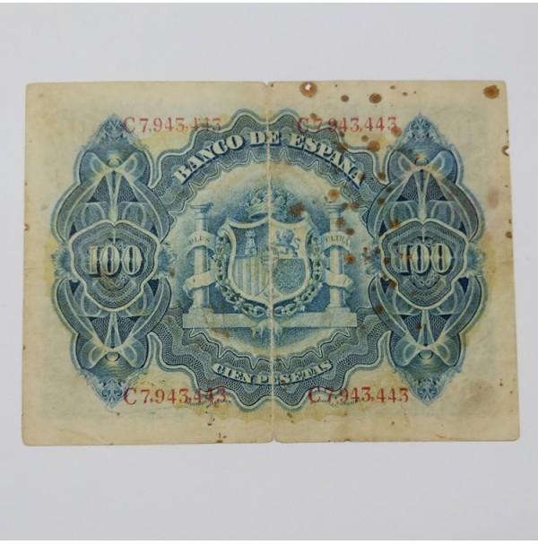 España - 100 Pesetas de 1906 Serie C