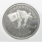 Gibraltar - 1 Corona 2004
