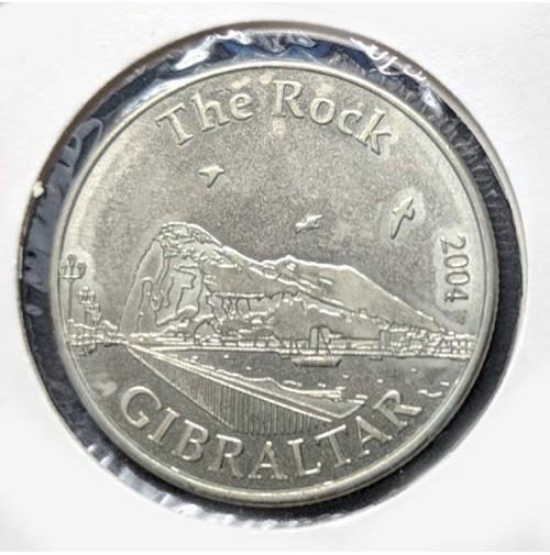 Gibraltar - The Rock Medalla de 2004