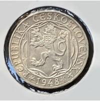 Checoslovaquia - 100 Korun 1948