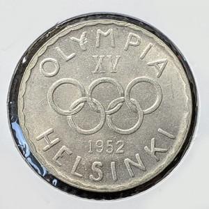 Finlandia - 500 Markkaa de 1952