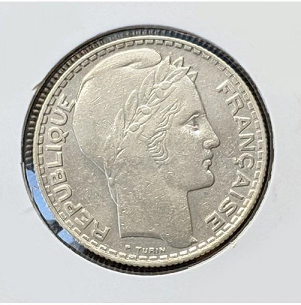 Francia - 10 francos de 1933
