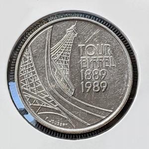 Francia - 5 Francos de 1989
