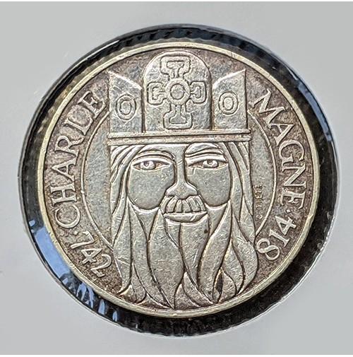 Francia - 100 Francos de 1990
