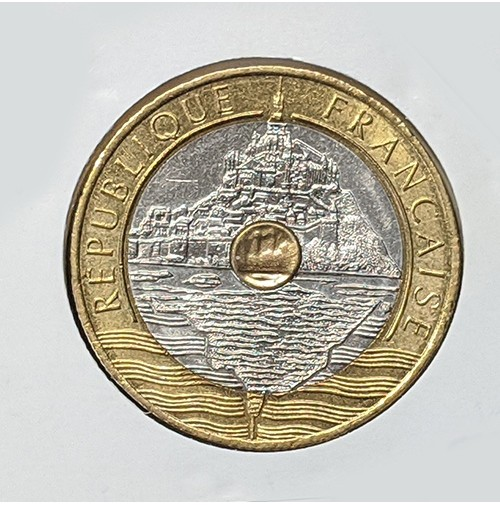 Francia - 20 Francos de 1992