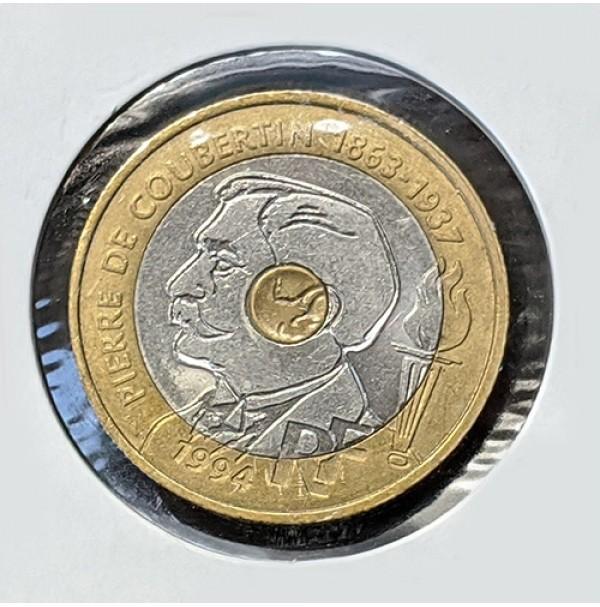 Francia - 20 Francos de 1994