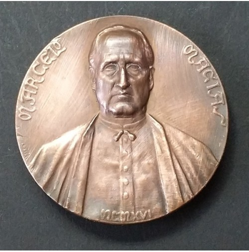 Medalla de Bronce Marcelo Macías de 1916 (Galicia)