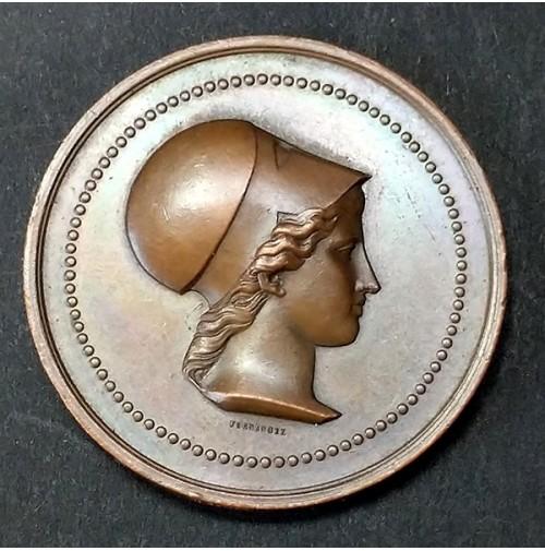Medalla de Bronce Premio al mérito Escuela de Pintura, Escultura y Grabado