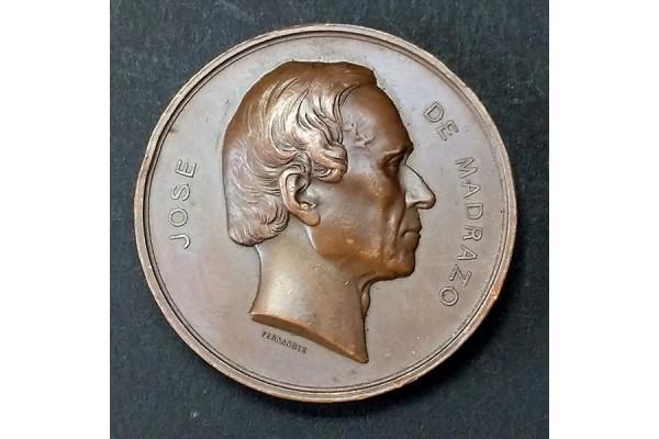 Medalla de Bronce José de Madrazo