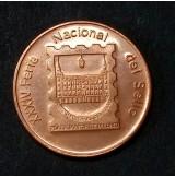 Medalla XXXIV Feria Nacional del Sello (Madrid, 2002)