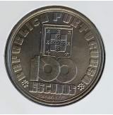 Portugal - 100 Escudos 1985 - Poeta Fernando Pessoa