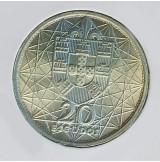 Portugal - 20 Escudos 1966 de Plata